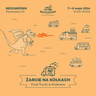 Konkurs — karnety do 5 food trucków