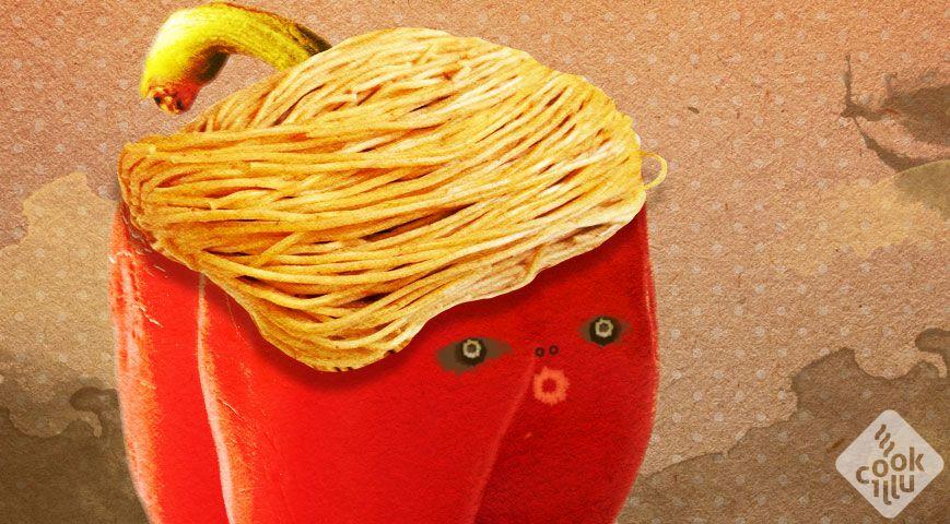 papryka-noodle