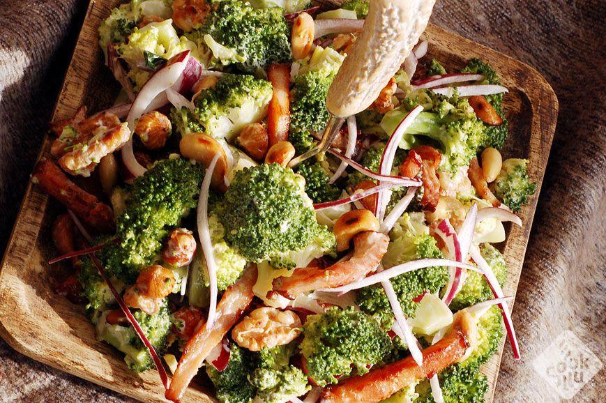 sałatka-z-brokułami