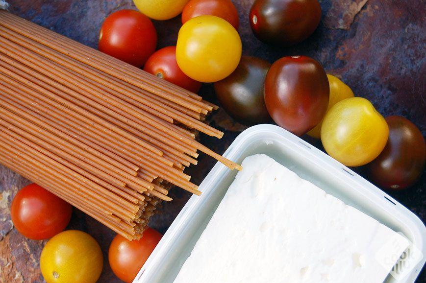 spaghetti-z-fetą