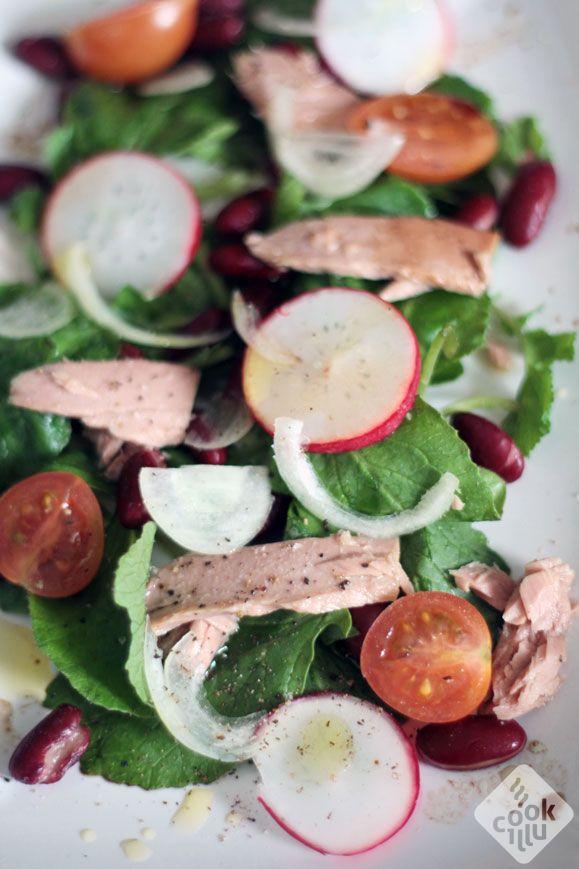 salad-tuna-radish